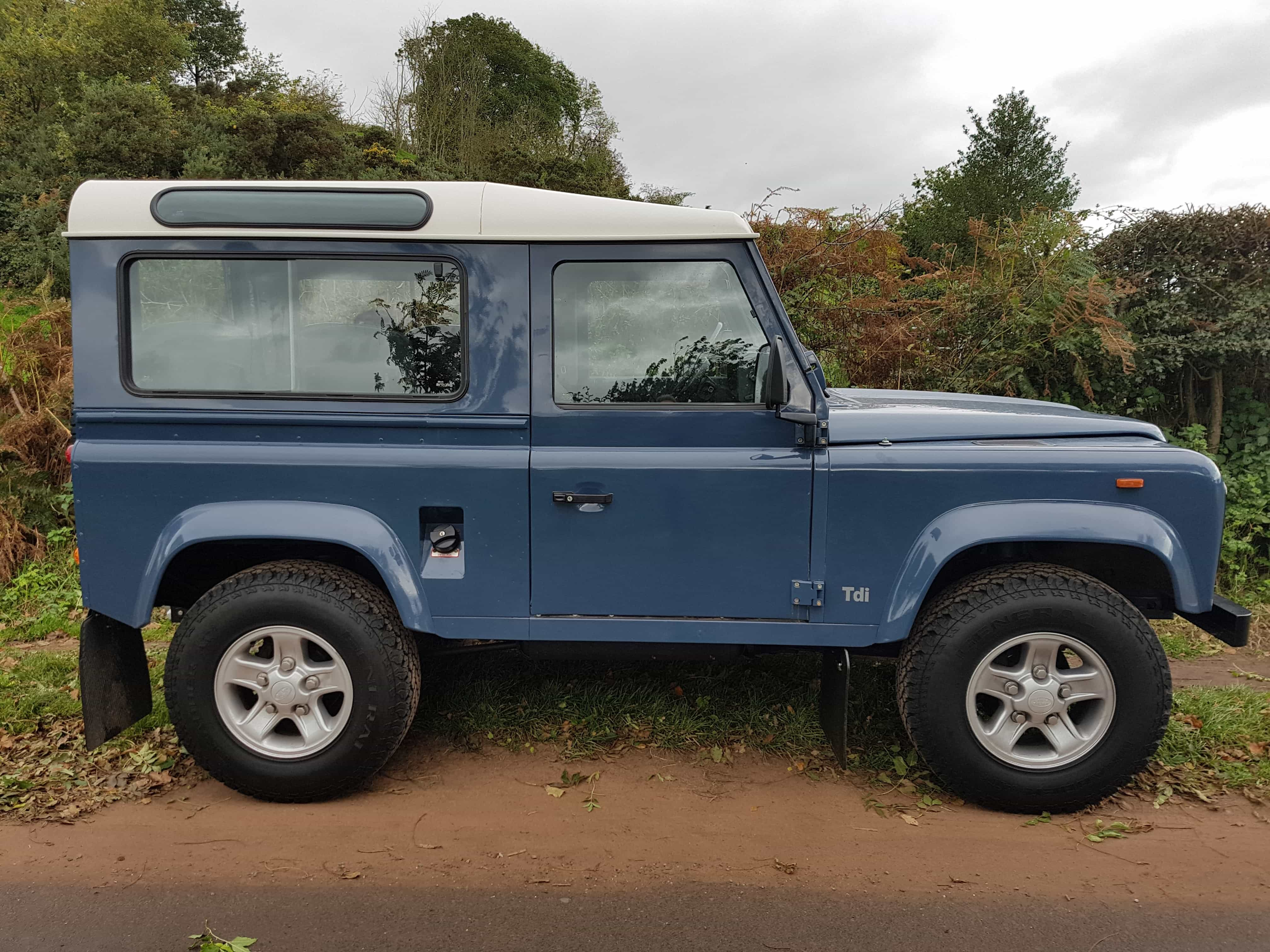 wiki used defender land rear file rover wagon landrover station